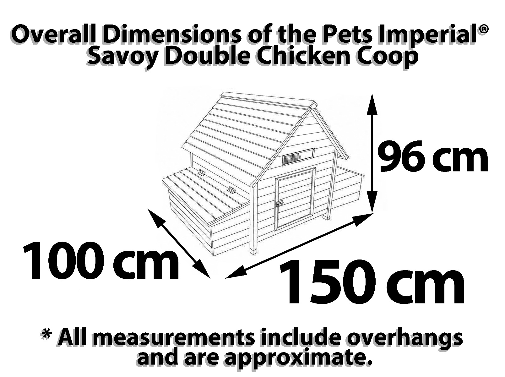 savoy double dimensions